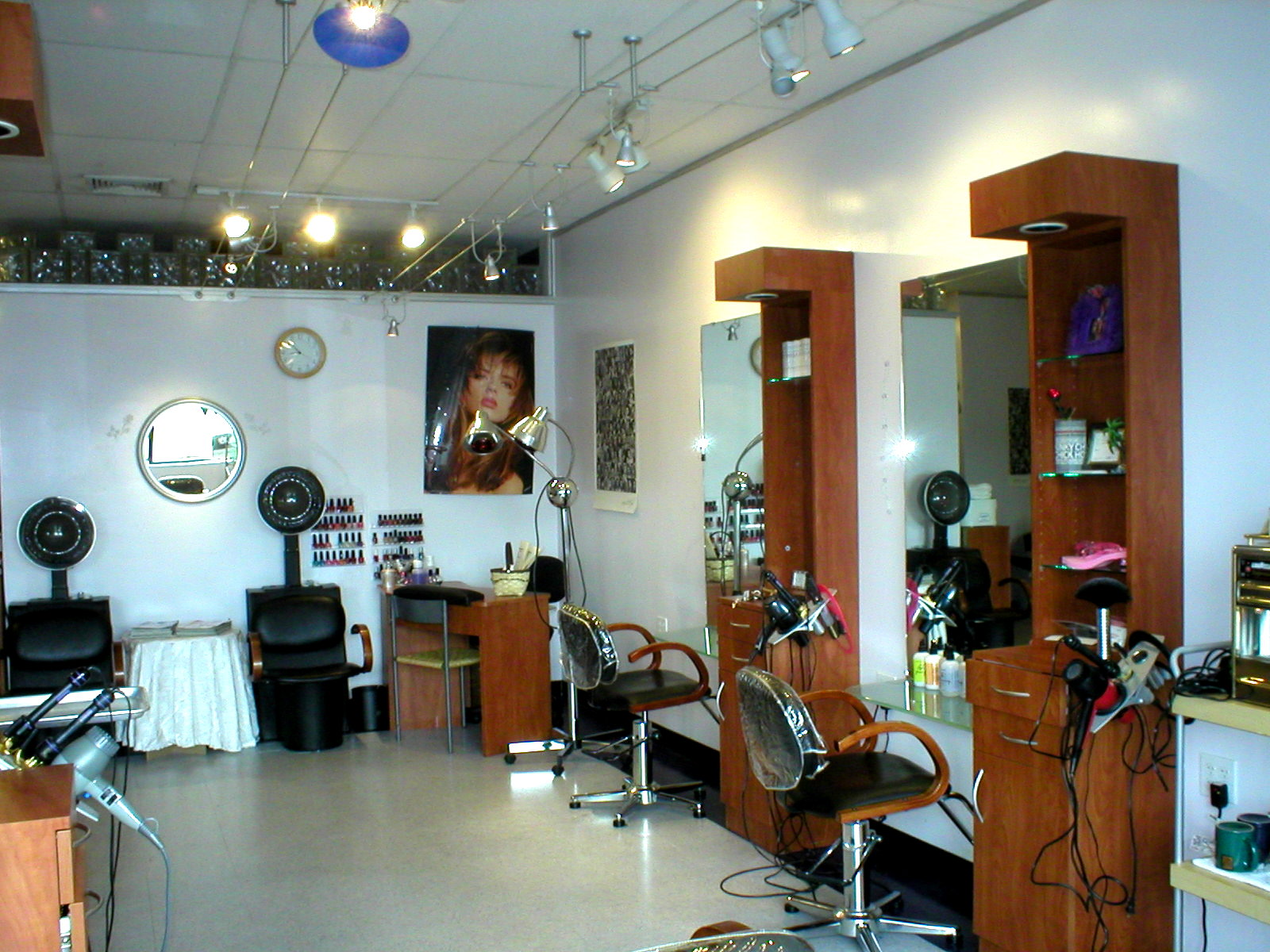 ... Hair Salon . Day Spa . Wallingford Connecticut . Chameleon Hair Salon